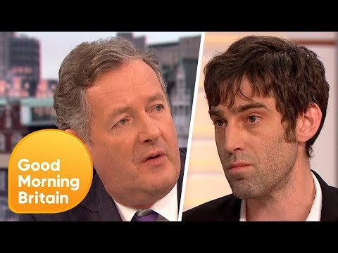 Are 'Paedophile Hunters' Getting in the Way of the Law?   Good Morning Britain