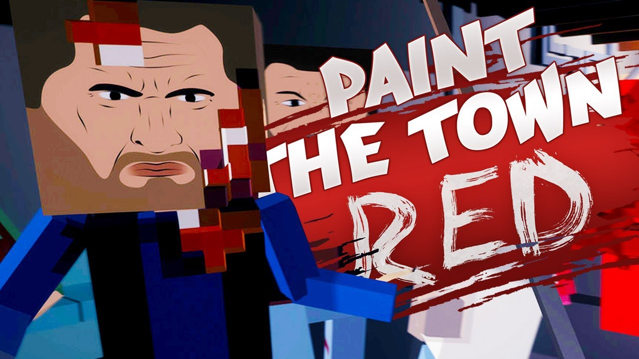 Tuto Crack Paint The Town Red Fr Youtube
