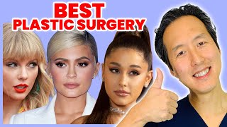 Who Has the Best Celebrity Plastic Surgery? And What Can You Learn From Them? - Dr. Anthony Youn