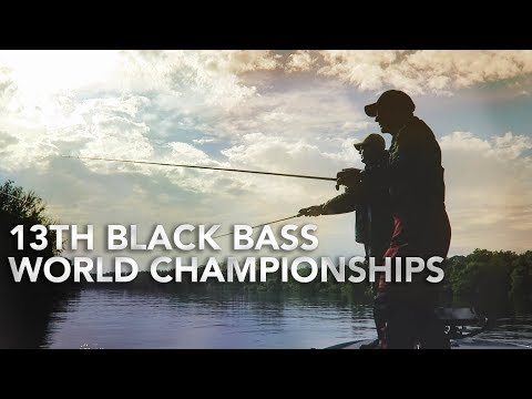 13th World Black Bass Championships - South Africa