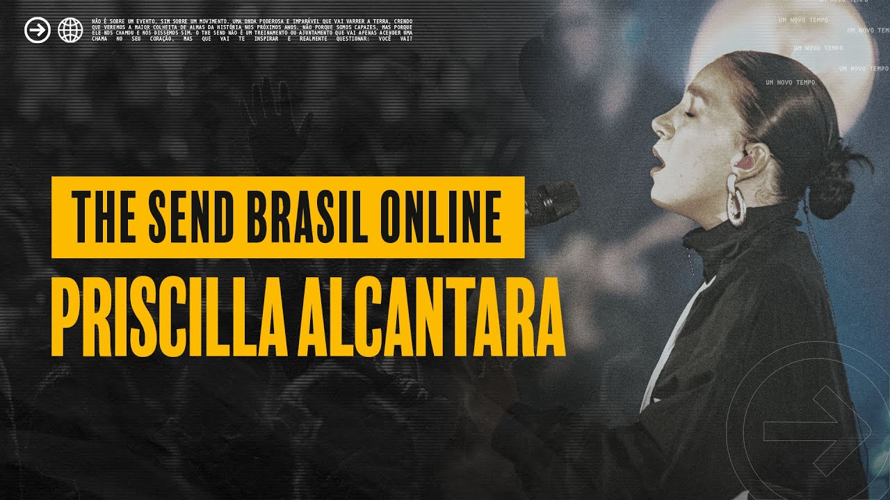 The Send Brasil ONLINE - 16 - Priscilla Alcantara
