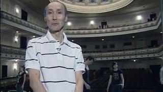 Владислав Егай - заслуженный артист Узбекистана