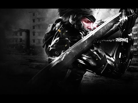Metal Gear Rising: Revengeance GMV (Boom Boom Satellites - Broken Mirror) |