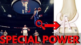 This NBA Player Has A SPECIAL POWER!!!