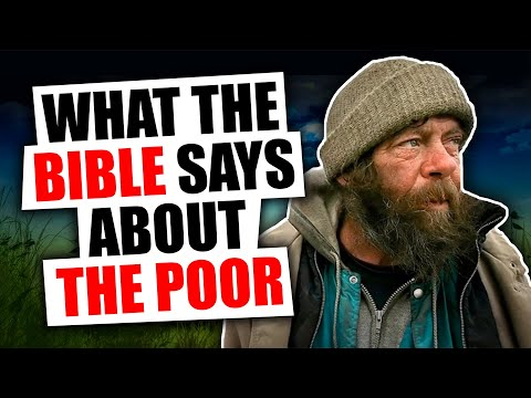 7 Provocative Old Testament Facts About The Poor - What The Bible Says About The Poor
