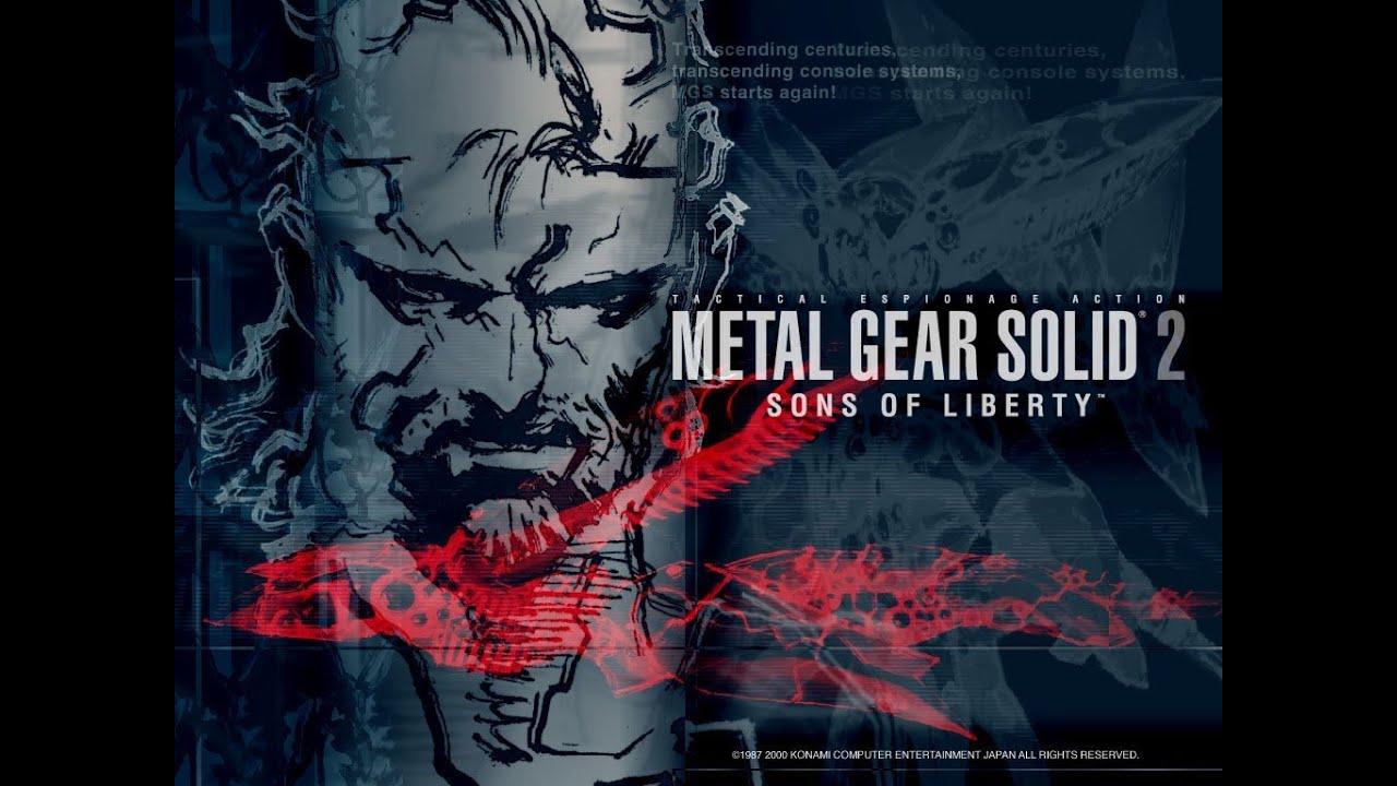 Download Metal Gear Solid 2: Sons of Liberty- La Série Episode 7- Final