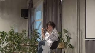 Лекция ЗАЧЕМ НУЖНЫ СТИХИ? Читает Мария Степанова. Rassvet Book Fair-2019
