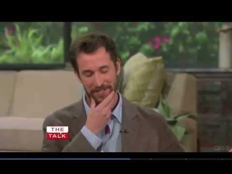 Noah Wyle interview part 1/2 July 18th, 2012