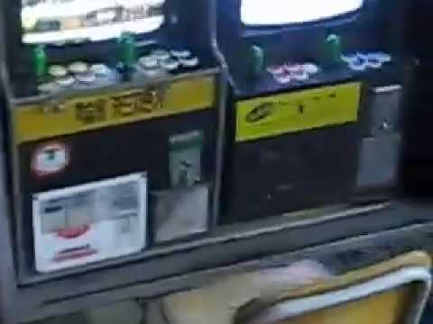 The World's Smallest Neo Geo Cabs are in Ulsan, South Korea