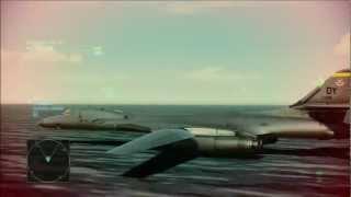 [ACAH] ドバイの海面を低空飛行で  (2012.7.13)