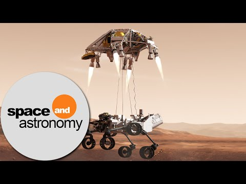 Mars Martian Mega Rover | Full Documentary