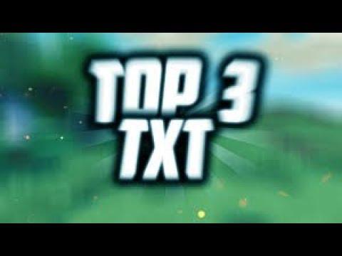TOP 3 TXT NA MC4U | Linki W Opisie!