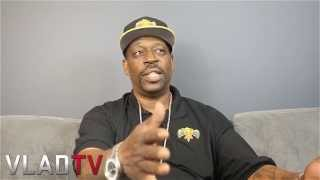 "Grandmaster Caz Talks Big Bank Hank Stealing ""Rapper"