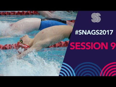 Day 3 l Scottish National Age Group Championships 2017