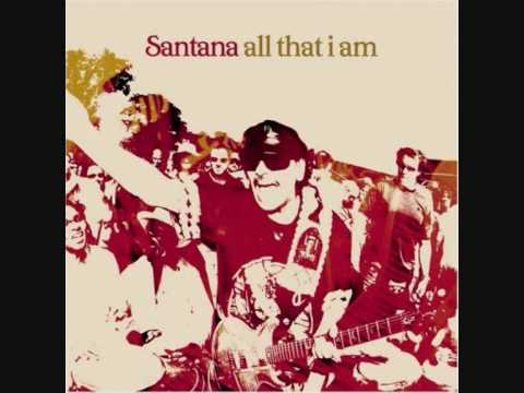 All that I am - Carlos Santana ft. WILL.I.AM - I am somebody