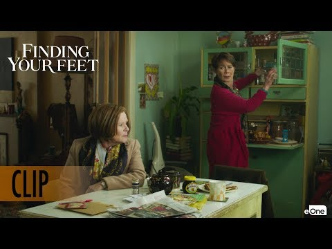 FINDING YOUR FEET | Clip | 'Lady Abbott'