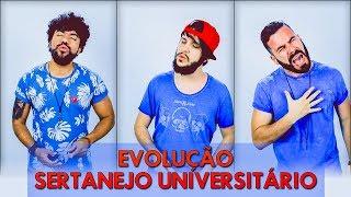 Baixar EVOLUÇÃO DO SERTANEJO UNIVERSITÁRIO - TriGO!