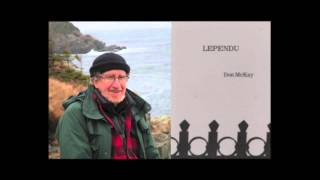 Don McKay reads from Lependu (Brick Books)