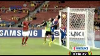 Highlights of Laos VS Indonesia (Suzuki Cup 2012)