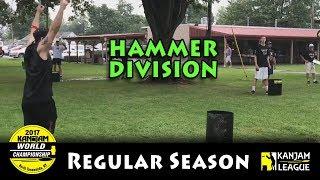 2017 KanJam World Championship - Regular Season: Hammer Division