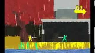 Nidhogg Gameplay PC HD