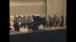 セザール・フランク作曲 「交響的変奏曲」