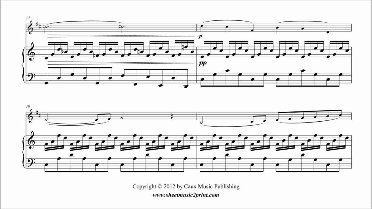 Saint-Saens : Le Cygne - The Swan - Trumpet