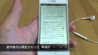 Voicepaper 操作方法説明 (日本語)