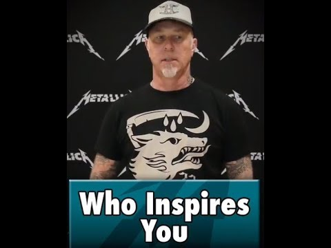 """METALLICA's James Hetfiled took part in a rapid Q & A on the 35th anniv. of """"Ride The Lightning"""""""