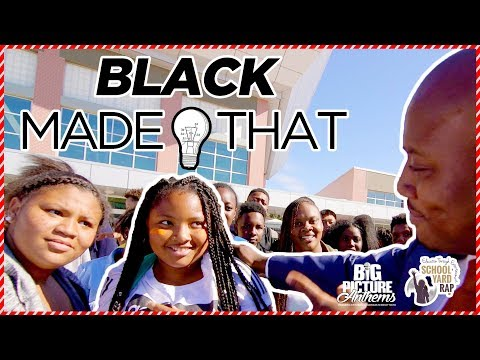 Black Made That  - Griot B | #STEAMtheStreets