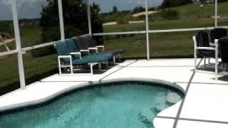 Orlando Executive Villa: Pool Deck