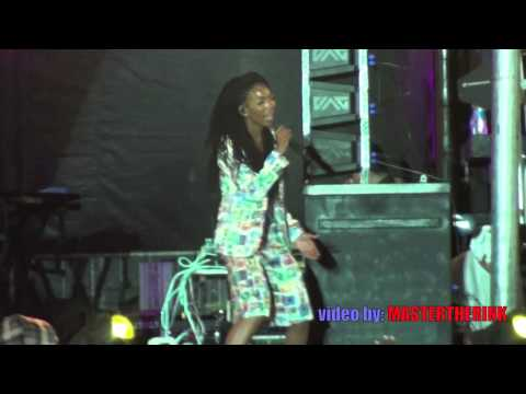 Brandy - Angel In Disguise - @ 2013 African Festival of Arts in Chicago