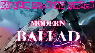 Modern Ballad Guitar Backing Track (Am/Dm)   81 bpm - MegaBackingTracks