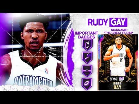*FREE* GALAXY OPAL RUDY GAY GAMEPLAY! THE ULTIMATE UNLIMITED REWARD! NBA 2k20 MyTEAM