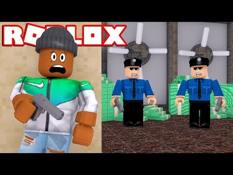 $1,000,000 BANK ROBBERY!!  Roblox Bank Tycoon