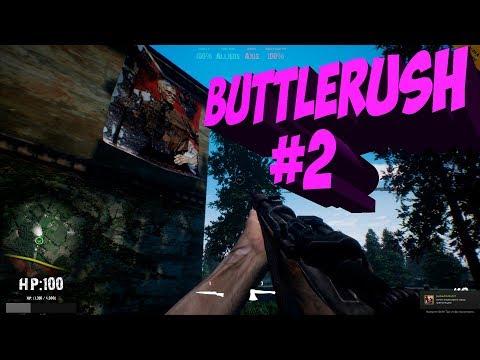 Cv2 BattleRush. Развитие #2