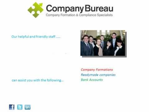 Register a Company in Ireland with Company Bureau