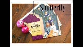 Shutterfly #MiVidaShutterfly Spanish Holiday Products