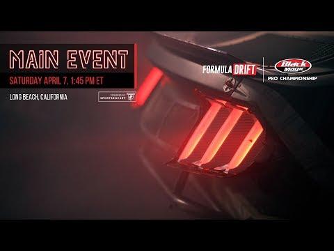Formula Drift Long Beach - Main Event - Part 2