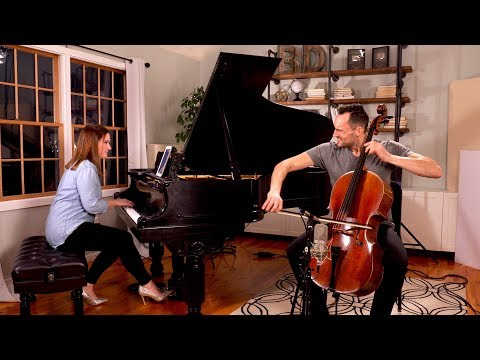 Iris - Goo Goo Dolls (CELLO & PIANO COVER) - Brooklyn Duo