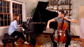Iris - Goo Goo Dolls (CELLO & PIANO COVER) - Brooklyn Duo
