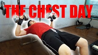 My Fitness Journey | Episode 2: Doing The Chest Workout