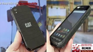 Cat S41 Điện thoại siêu bền,nồi đồng cối đá,chống nước,pin lâu