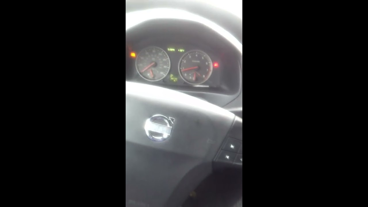 Volvo s40 radio swapped out