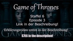 Game of Thrones Staffel 6 Folge 3 - Deutsch/HD (Link/Stream) - Eidbrecher