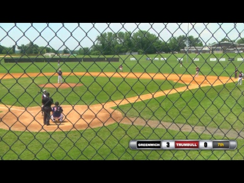 2017 CT American Legion Baseball GREENWICH AT TRUMBULL