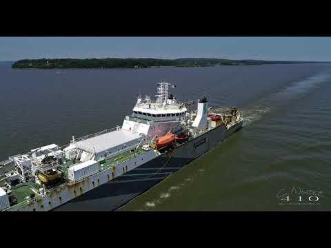 Ship Decisive, Cable Layer