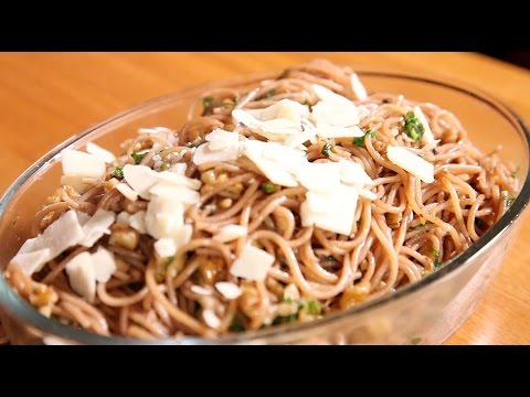 Cooking Pasta in Red Wine | Food & Wine