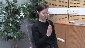 Ilse Tervonen, ohjelmistokehittäjä