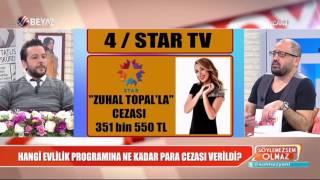 RTÜKten, evlilik programlarına 2 milyon TLlik ceza
